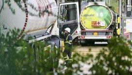 İngiliz hükümeti 'ağır araç sürücüleri için sefer kısıtlamasını' kaldıracak