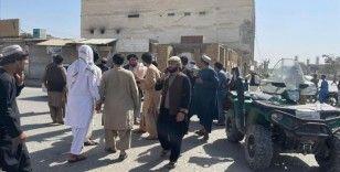 Afganistan'ın Kandahar vilayetinde Şiilere ait camiye bombalı saldırı düzenlendi
