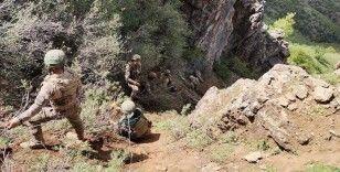 Irak'ın kuzeyinde son 2 günde 13 PKK'lı terörist etkisiz hale getirildi