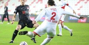 Sivasspor ile Antalyaspor 25. randevuda