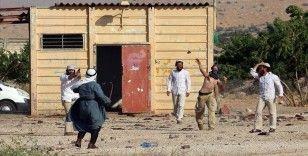 Yahudi yerleşimciler zeytin toplayan Filistinlilere saldırdı: 3 yaralı