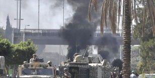 Lübnanlılar, Beyrut'ta 5 saat süren silahlı çatışma anlarını AA'ya anlattı