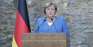 Almanya Başbakanı Merkel: Türkiye ile her zaman ortak çıkarlarımız var