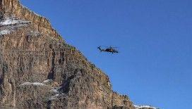 Irak'ın kuzeyinde 4 PKK'lı terörist etkisiz hale getirildi