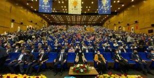 AK Parti Diyarbakır İl Başkanlığı Genişletilmiş İl Danışma Meclisi Toplantısı gerçekleştirildi