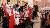 AK Parti Genel Başkan Yardımcısı Karaaslan Diyarbakır annelerini ziyaret etti