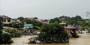 Filipinler'deki sel ve heyelanlarda hayatını kaybedenlerin sayısı 22'ye çıktı