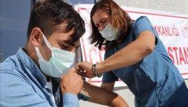Yüz yüze eğitimin sağlıklı şekilde sürmesi için öğrencilere aşı çağrısı