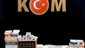 Kocaeli'de kaçak tütün operasyonu: 6 işletmeci gözaltına alındı