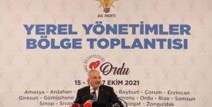 """Başkan Güler: """"Ordu bir dönüşüm yaşıyor"""""""
