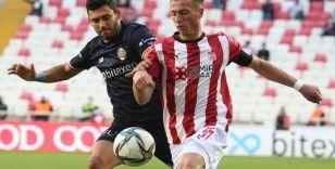 Süper Lig: DG Sivasspor: 2 FT Antalyaspor: 2 (Maç sonucu)