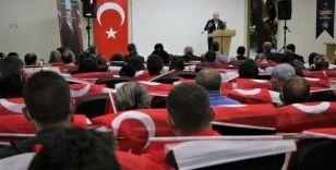 """""""FETÖ'ye operasyon yapıyoruz sesi İYİ Parti'den, PKK'ya operasyon yapıyoruz sesi HDP'den geliyor''"""