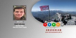 Gri listedeki teröristin Şırnak'taki operasyonda etkisiz hale getirildiği belirlendi
