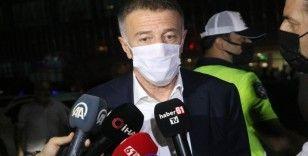 """Ahmet Ağaoğlu: """"Nerede olduğumuz önemli değil önemli olan nerede bitireceğimiz"""""""