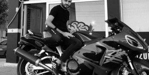 Karaman'da öğretmenin hız motoruyla feci ölümü