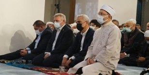 Diyanet İşleri Başkanı Erbaş Kastamonu'da Mevlit Kandili Programı'na katıldı