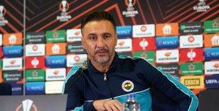 """Vitor Pereira: """"Hakemin vermiş olduğu bir kararla maç bitti"""""""