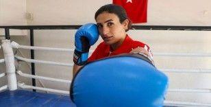 Milli boksör Gülcan gözünü dünya şampiyonluğuna dikti