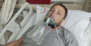 Sosyal medyadaki algıya inandı, aşı olmadı...Yoğun bakımda ölümden döndü