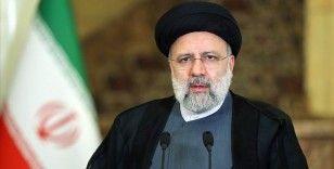 İran Cumhurbaşkanı Reisi: ABD yaptırımları kaldırarak ciddiyetini gösterebilir