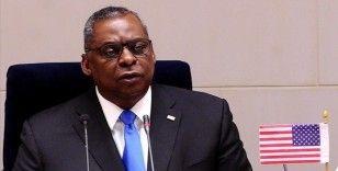 ABD Savunma Bakanı Austin, Rusya'nın Gürcistan topraklarını işgalini kınadı