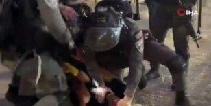 İsrail güçleri Mevlit Kandili'ni kutlayan Filistinlilere saldırdı: 49 yaralı
