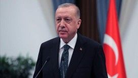 Cumhurbaşkanı Erdoğan, Azerbaycan'ın Bağımsızlık Günü'nü kutladı