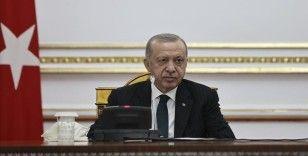 Cumhurbaşkanı Erdoğan: 2021'i yüzde 9'luk büyüme ile tamamlamayı öngörüyoruz