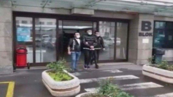 Murda lakaplı şarkıcı'uyuşturucuyu özendirmek suçundan gözaltına alındı