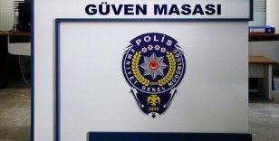 Polis merkezi amirliklerindeki 'Güven Masası'na 5 ayda 335 bin 469 başvuru yapıldı