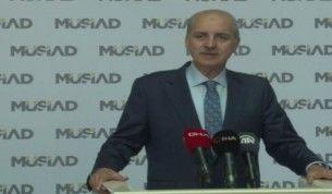 AK Parti Genel Başkanvekili Kurtulmuş'tan Özdemir Bayraktar açıklaması
