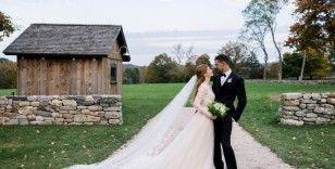 Bill Gates'in kızı Jennifer Gates nişanlısı ile dini nikah kıydırdı