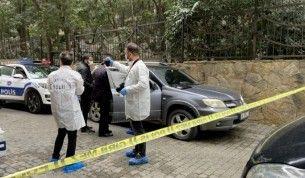 İstanbul'da araç içerisinde şüpheli ölüm, Kalbinden vurulmuş halde bulundu