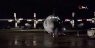 "MSB: ""161'inci Jet Filo Komutanlığı 3 adet F16 ile Pakistan'a intikal etti"""
