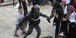 İsrail'den Kudüs'te Mevlit Kandilini kutlayan Filistinlilere müdahale: 20 yaralı, 7 gözaltı