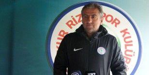 Hamza Hamzaoğlu: 'Kasımpaşa maçıyla geçmişe bir sünger çekmek istiyoruz'