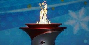 Olimpiyat Meşalesi, Pekin'de