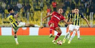 UEFA Avrupa Ligi: Fenerbahçe: 2 - Royal Antwerp: 2 (Maç sonucu)