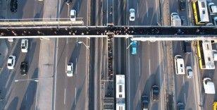 İstanbul'da trafik çilesi her geçen gün artıyor