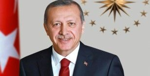 Cumhurbaşkanı Erdoğan: '2021'i yüzde 9'luk bir büyüme ile tamamlamayı öngörüyoruz'