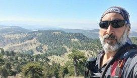 Türkiye'nin tek solo alpinisti Türkmen Dağı'nın zirvesine çıktı