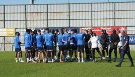 Çaykur Rizespor, Kasımpaşa maçı hazırlıklarını tamamladı