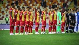 Süper Lig: Yeni Malatyaspor: 0 - Altay: 0 (ilk yarı)