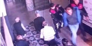 Polis ekipleri şüpheliyi kıskıvrak yakaladı, o anlar kameraya yansıdı