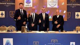 Avrupa Ligler Birliği Genel Kurulu, İstanbul'da gerçekleşecek