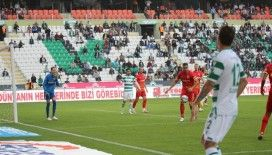 Süper Lig: Konyaspor: 2 - Kayserispor: 0 (Maç sonucu)