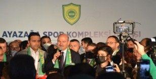 """Bakan Soylu: """"Eski Türkiye değiliz"""""""