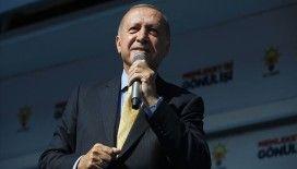 Cumhurbaşkanı Erdoğan: Türkiye'ye yatırım yapan herkes kazanmaya devam edecektir