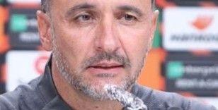 """Vitor Pereira: """"Futbol bazen adaletsiz ve bugün de adaletsiz bir sonuç oldu"""""""